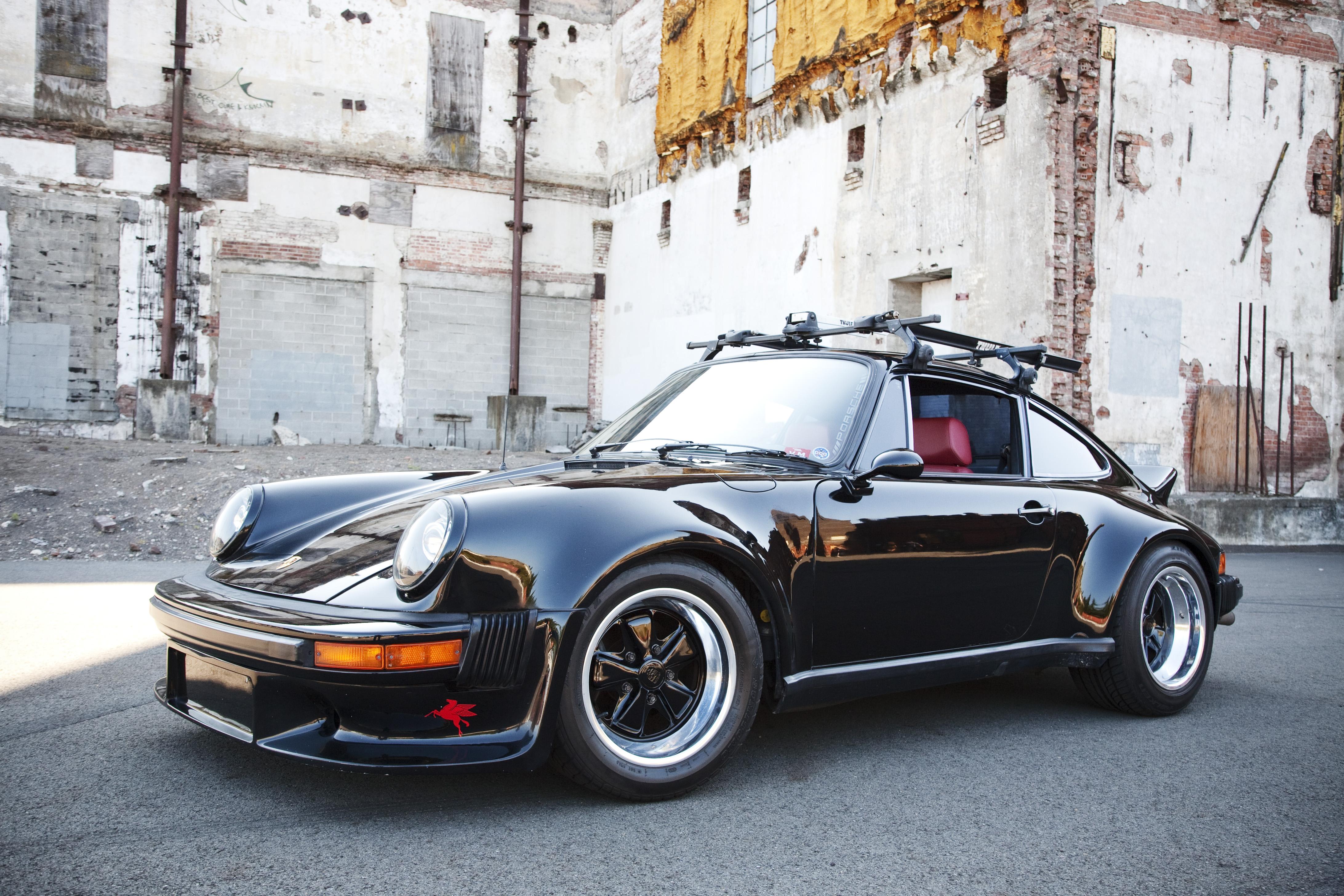 1980 Porsche 911 Sc Widebody Rsr Look Vintage Kraft