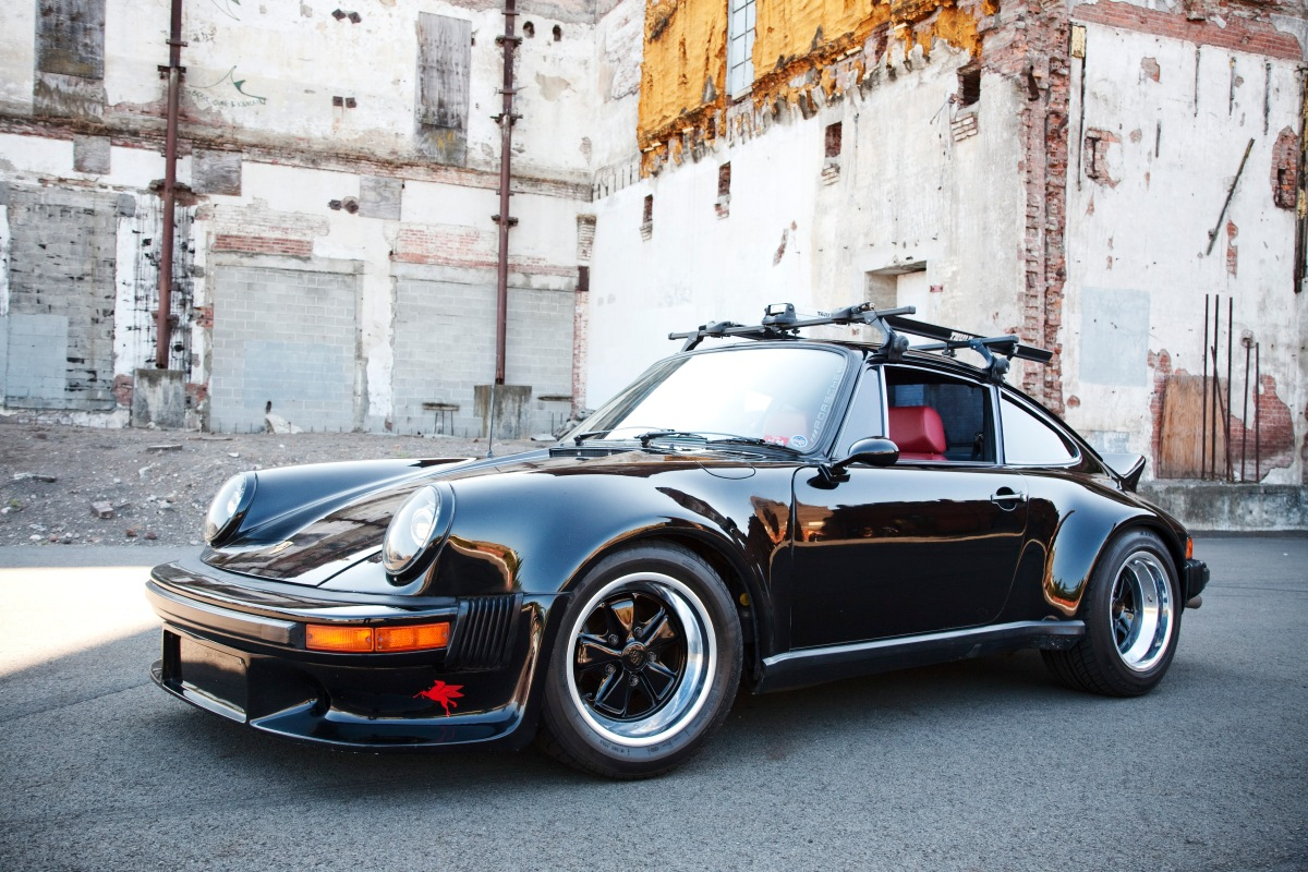 1980 Porsche 911 SC widebody RSR-look