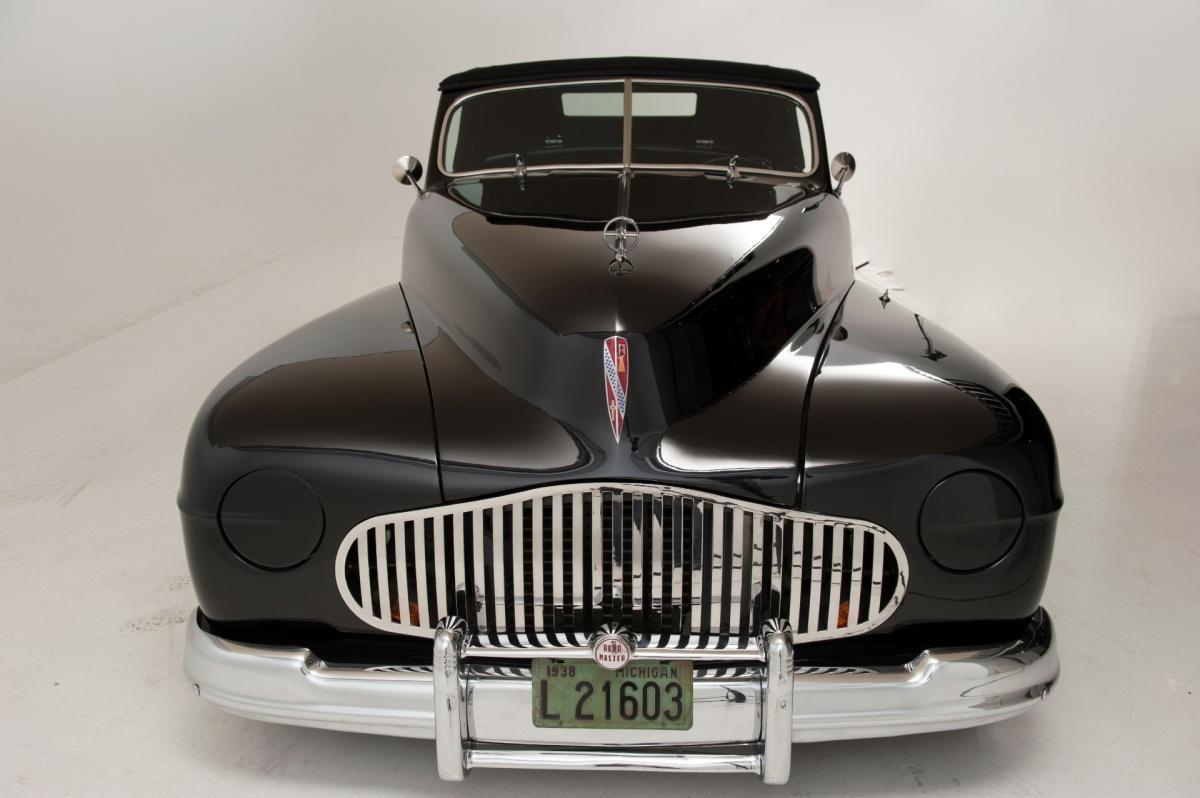 1938 Buick Y-Job Tribute